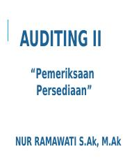 AUDITING II NR 4.ppt