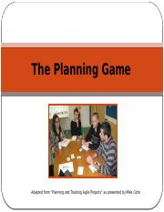 4.PlanningGame