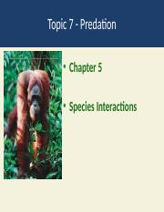 topic 7  population interactions - predation.pptx