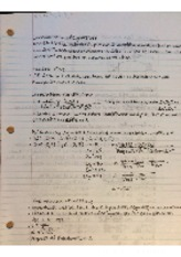 correlation and regression notes
