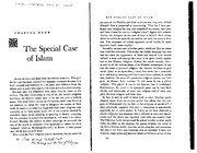 Smith-Special Case of Islam