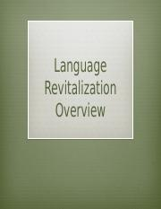 language revitalization overview.pptx