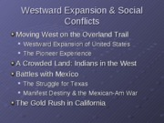 16.+Western+Expansion+and+Social+Conflict