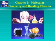 Chapter 9a Molecular Geometry and Bonding Theories