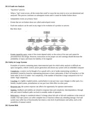 Chapter 20 Fault Tree Notes