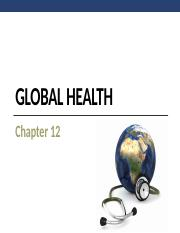 Global Health Chapter 11 Part 2(1)