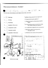 A View Of The Cell Worksheet Answers - Worksheets