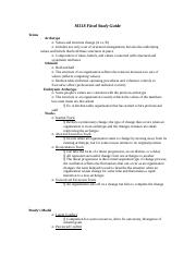 M318 Final Study Guide.docx