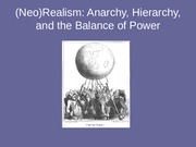 Neo)Realism Powerpoint Fall 2014 (4)