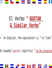 SPA1_Gustar_And_Similar_Verbs.ppt