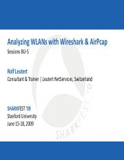 BU5_Leutert_Analyzing WLANs with Wireshark & AirPcap.pdf