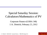 548-Saturday Math-Calc Session-2012
