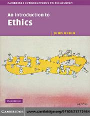John Deigh An Introduction to Ethics.pdf