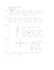 Physics101 Homework 8 with answers