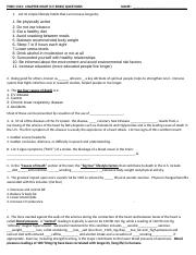 1164 CHAPTER 8 CV RISKS QUESTIONS fall 171 new.docx