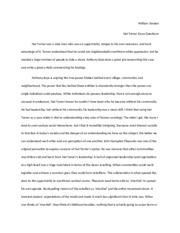 Nat turner essay