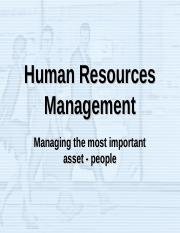 CH. 10 Human Resources BBL.ppt