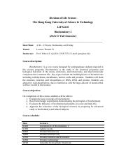 LIFS_2210_course_outline_Fall20162