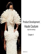 Haute Couture_student