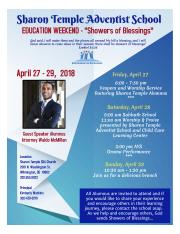 2018 EDUCATION Emphasis weekend flyer.pdf