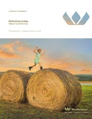 Wesfarmers 2014 Annual Report