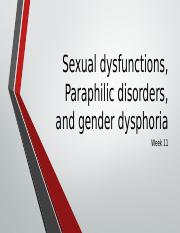 REVISED_Sexual Disorders