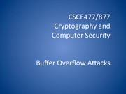 Lecture12-BufferOverflow