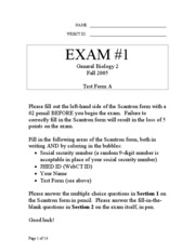 sping 2006 exam 1,