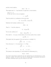 Differential Equations Lecture Work Solutions 15