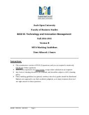 proposed MTA B222B-Fall 2014-B-MG.doc