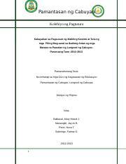 thesis ng taga pnc