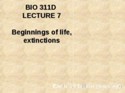 Lecture 7 posted