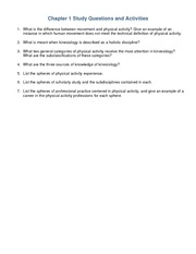 Chapter1 Study Questions and Activities
