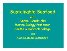 Lect.#10=SustainableSeafood