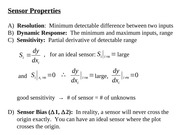 B - Detailed derivations - Transducer Properties 1_1st and 2nd order system