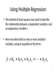 Multiple Regression 1 - week starting 091916.ppt