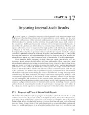 2-17_Reporting Internal Audit Results
