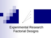 Chapter 11_Experimental Research_Factorial designs.ppt