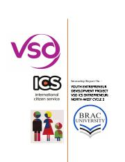 Internhsip Report on VSO ICS Entrepreneur FARHAN FERDOUS ID-11304037, BRAC Business School.pdf