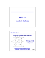 03 - Analysis Methods