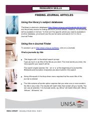 FINDING+JOURNAL+ARTICLES-1