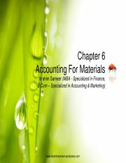 Chapter 6 Accounting For Materials.pdf
