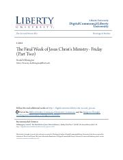 The Final Week of Jesus Christs Ministry - Friday (Part Two).pdf