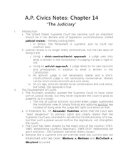 Chapter14-TheJudiciary