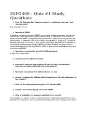 INFO300-Quiz1StudyQuestions.docx