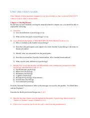 UNIT ONE STUDY GUIDE.docx