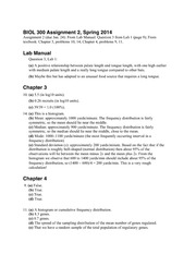 Assignment 2 Solution