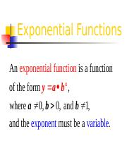 EXOPONENTIAL FUNCTION.pptx