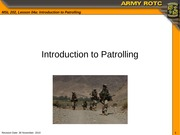 MSL202_L04a_Intro_to_Patrolling