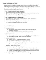Final Reflection Presentation Guidelines - 210-5(2)-2.docx